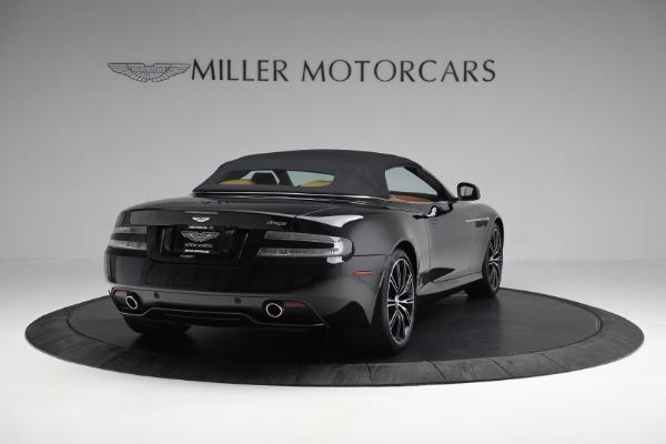 Used 2012 Aston Martin Virage Volante for sale Sold at Aston Martin of Greenwich in Greenwich CT 06830 20