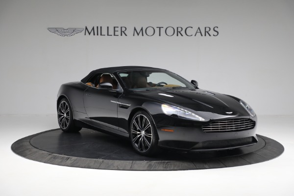 Used 2012 Aston Martin Virage Volante for sale Sold at Aston Martin of Greenwich in Greenwich CT 06830 24