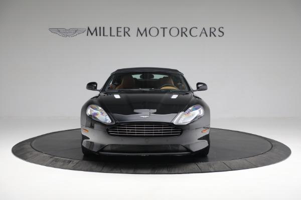 Used 2012 Aston Martin Virage Volante for sale Sold at Aston Martin of Greenwich in Greenwich CT 06830 25