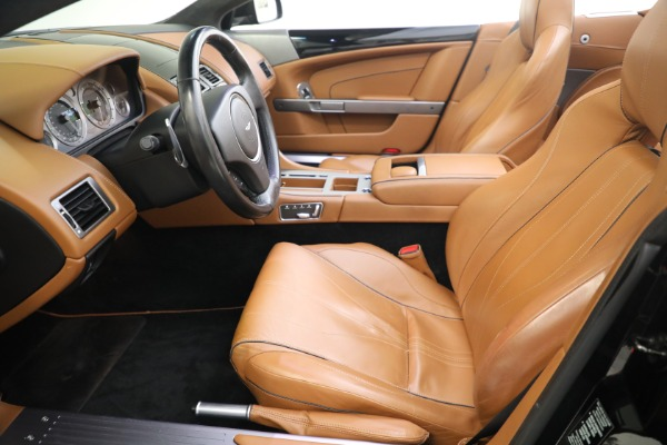 Used 2012 Aston Martin Virage Volante for sale Sold at Aston Martin of Greenwich in Greenwich CT 06830 26