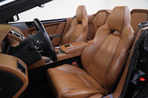 Used 2012 Aston Martin Virage Volante for sale Sold at Aston Martin of Greenwich in Greenwich CT 06830 27
