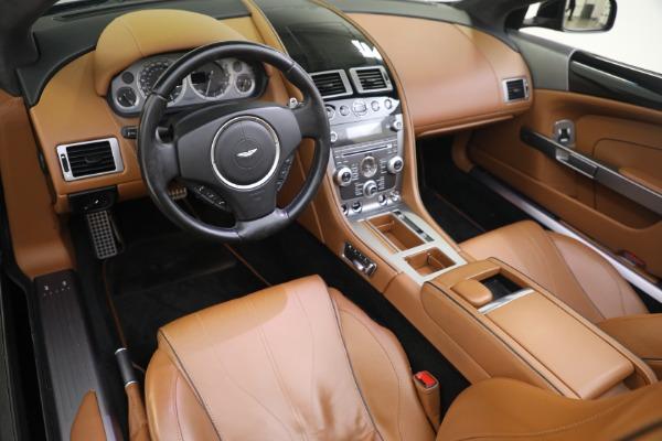 Used 2012 Aston Martin Virage Volante for sale Sold at Aston Martin of Greenwich in Greenwich CT 06830 28