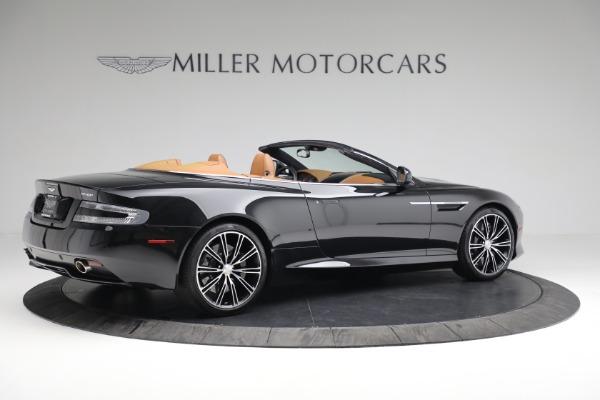 Used 2012 Aston Martin Virage Volante for sale Sold at Aston Martin of Greenwich in Greenwich CT 06830 7
