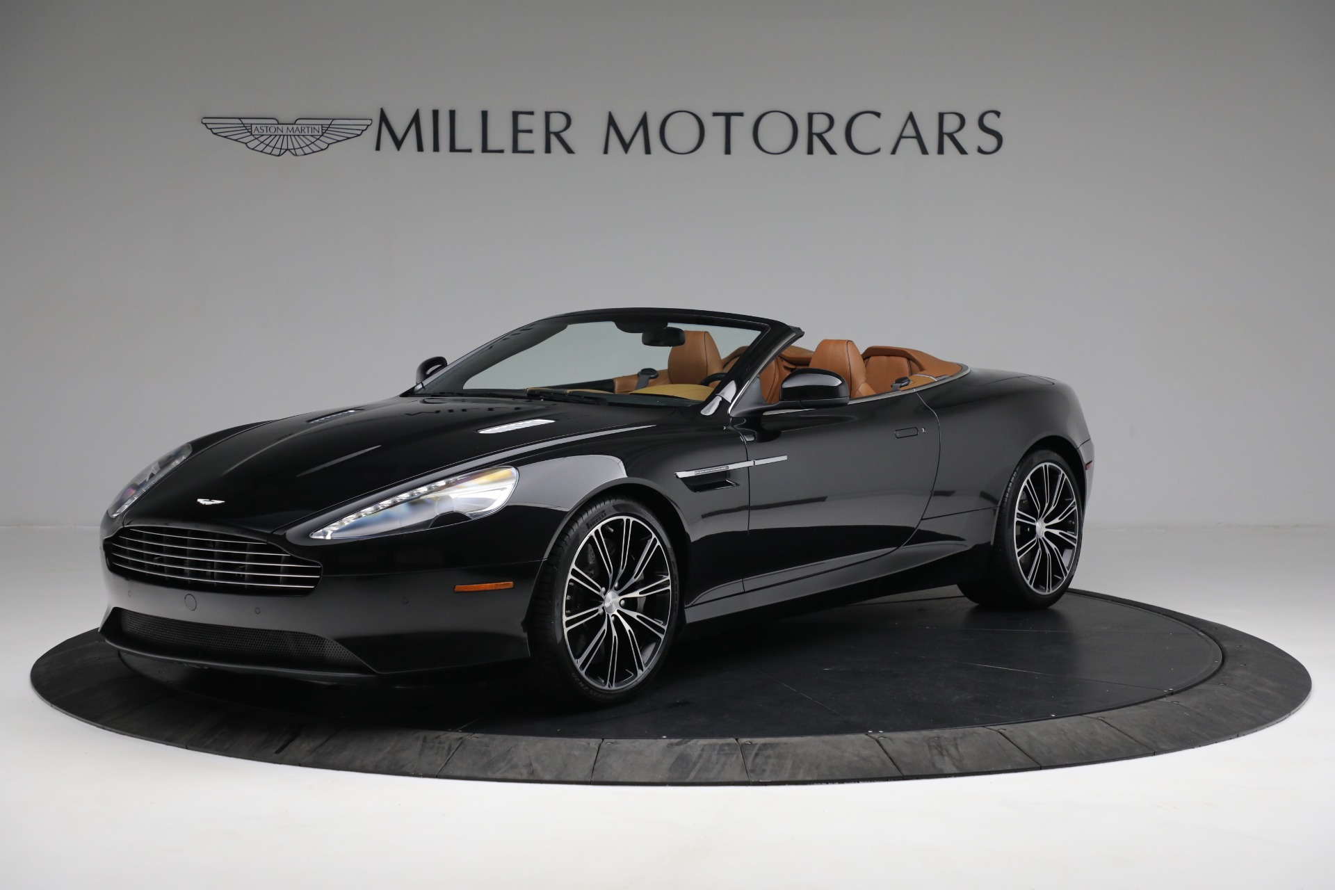 Used 2012 Aston Martin Virage Volante for sale Sold at Aston Martin of Greenwich in Greenwich CT 06830 1