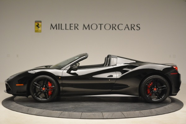 Used 2018 Ferrari 488 Spider for sale Sold at Aston Martin of Greenwich in Greenwich CT 06830 3