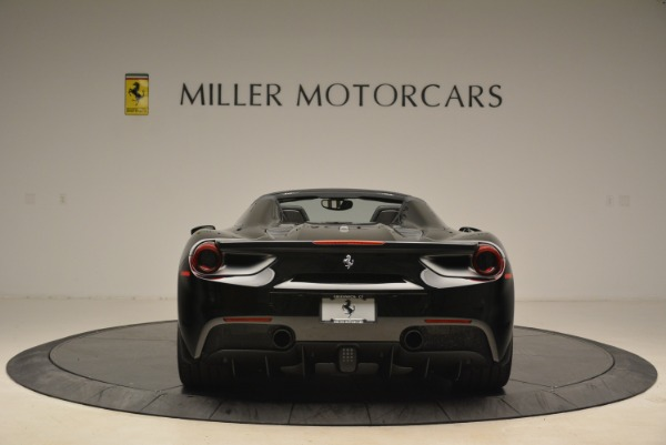 Used 2018 Ferrari 488 Spider for sale Sold at Aston Martin of Greenwich in Greenwich CT 06830 6