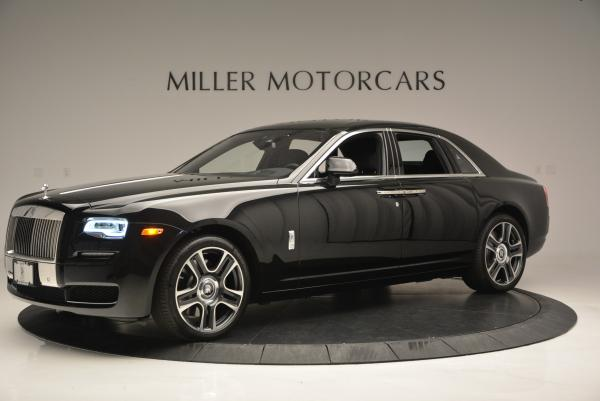 New 2016 Rolls-Royce Ghost Series II for sale Sold at Aston Martin of Greenwich in Greenwich CT 06830 2