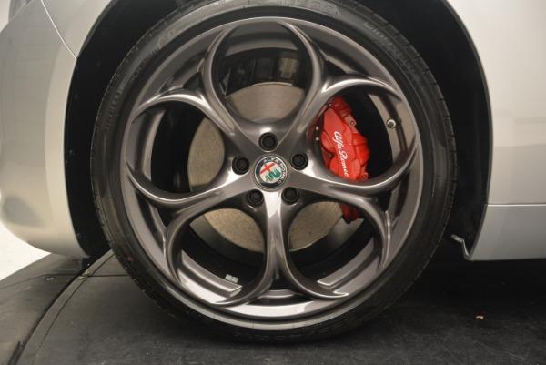 New 2018 Alfa Romeo Giulia Ti Sport Q4 for sale Sold at Aston Martin of Greenwich in Greenwich CT 06830 26