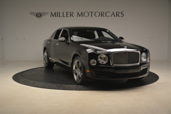 Used 2013 Bentley Mulsanne Le Mans Edition for sale Sold at Aston Martin of Greenwich in Greenwich CT 06830 10