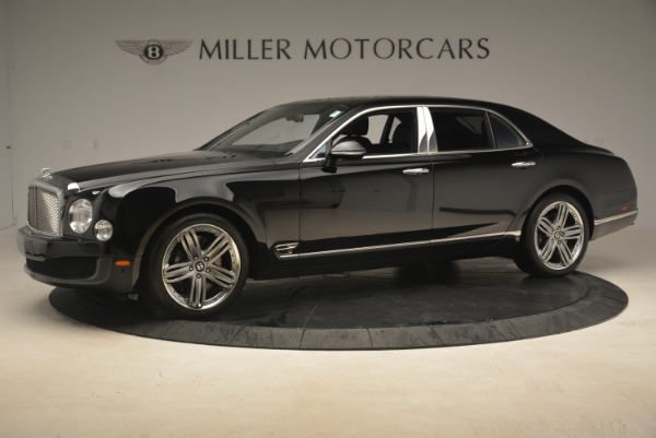 Used 2013 Bentley Mulsanne Le Mans Edition for sale Sold at Aston Martin of Greenwich in Greenwich CT 06830 2