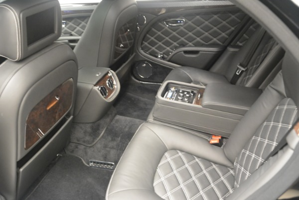 Used 2013 Bentley Mulsanne Le Mans Edition for sale Sold at Aston Martin of Greenwich in Greenwich CT 06830 20