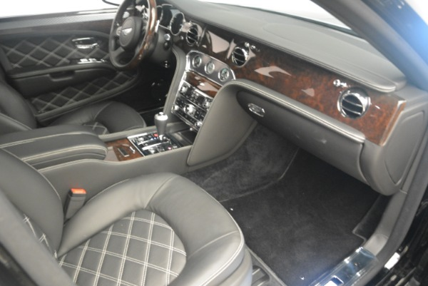 Used 2013 Bentley Mulsanne Le Mans Edition for sale Sold at Aston Martin of Greenwich in Greenwich CT 06830 27