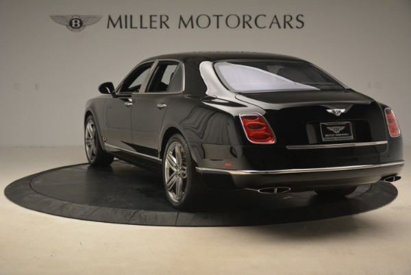 Used 2013 Bentley Mulsanne Le Mans Edition for sale Sold at Aston Martin of Greenwich in Greenwich CT 06830 5