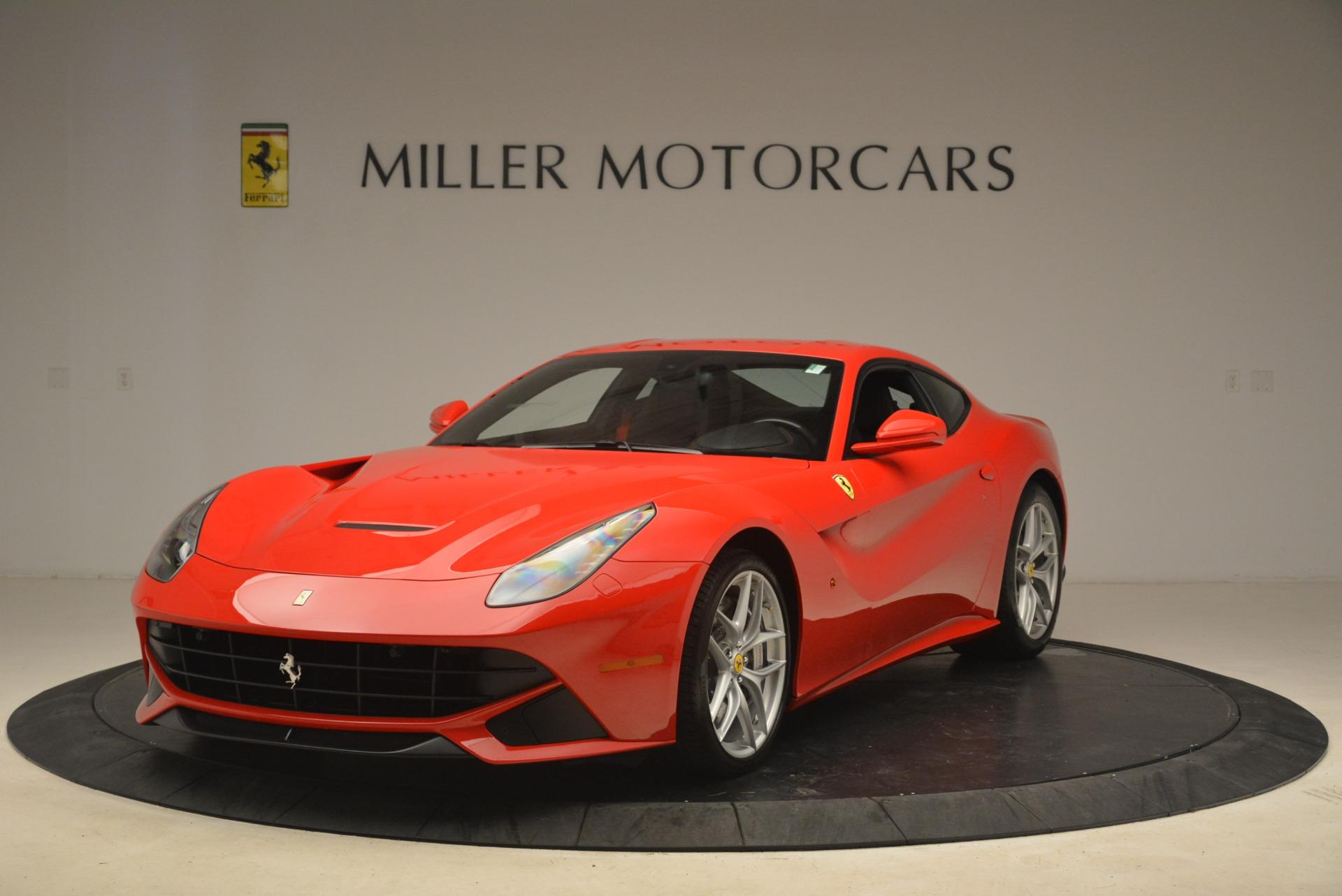 Used 2014 Ferrari F12 Berlinetta for sale Sold at Aston Martin of Greenwich in Greenwich CT 06830 1