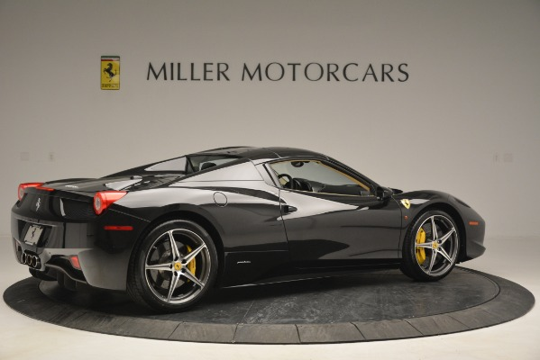 Used 2014 Ferrari 458 Spider for sale Sold at Aston Martin of Greenwich in Greenwich CT 06830 20