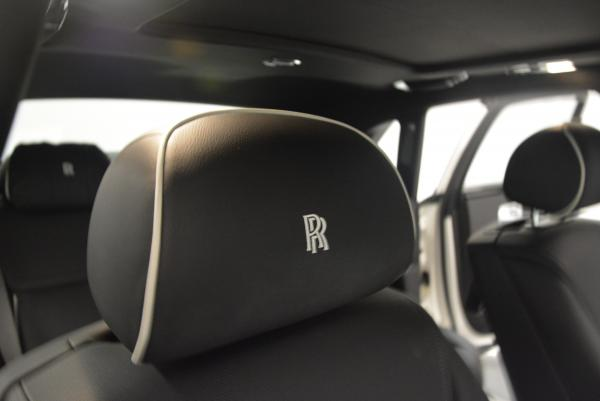 New 2016 Rolls-Royce Ghost Series II for sale Sold at Aston Martin of Greenwich in Greenwich CT 06830 26