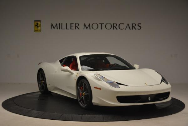 Used 2014 Ferrari 458 Italia for sale Sold at Aston Martin of Greenwich in Greenwich CT 06830 11