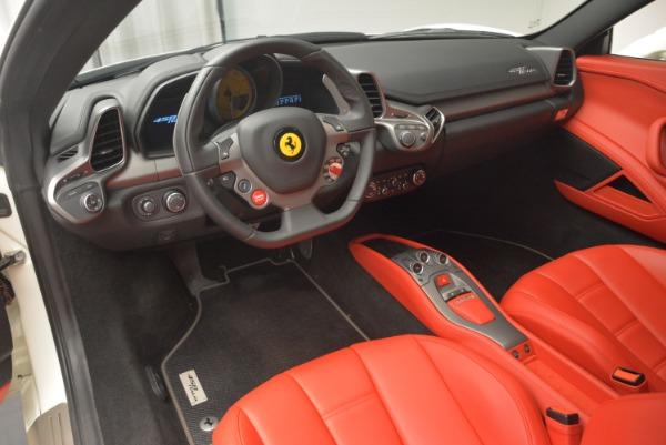 Used 2014 Ferrari 458 Italia for sale Sold at Aston Martin of Greenwich in Greenwich CT 06830 13