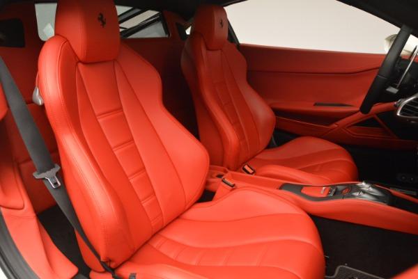 Used 2014 Ferrari 458 Italia for sale Sold at Aston Martin of Greenwich in Greenwich CT 06830 19