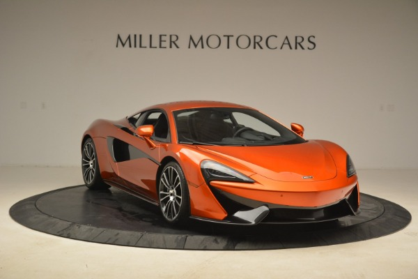 Used 2016 McLaren 570S for sale Sold at Aston Martin of Greenwich in Greenwich CT 06830 11