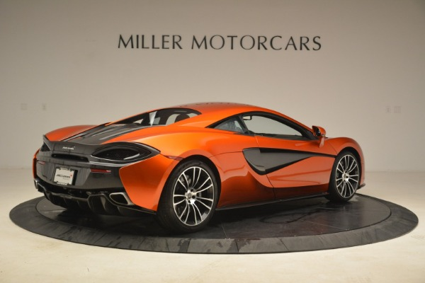 Used 2016 McLaren 570S for sale Sold at Aston Martin of Greenwich in Greenwich CT 06830 8