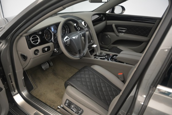Used 2017 Bentley Flying Spur V8 S for sale Sold at Aston Martin of Greenwich in Greenwich CT 06830 18