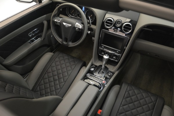 Used 2017 Bentley Flying Spur V8 S for sale Sold at Aston Martin of Greenwich in Greenwich CT 06830 26