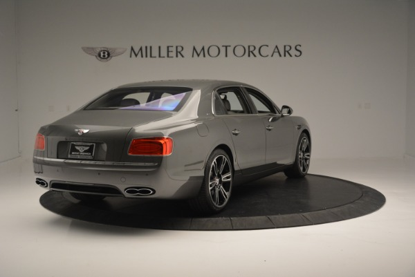 Used 2017 Bentley Flying Spur V8 S for sale Sold at Aston Martin of Greenwich in Greenwich CT 06830 7