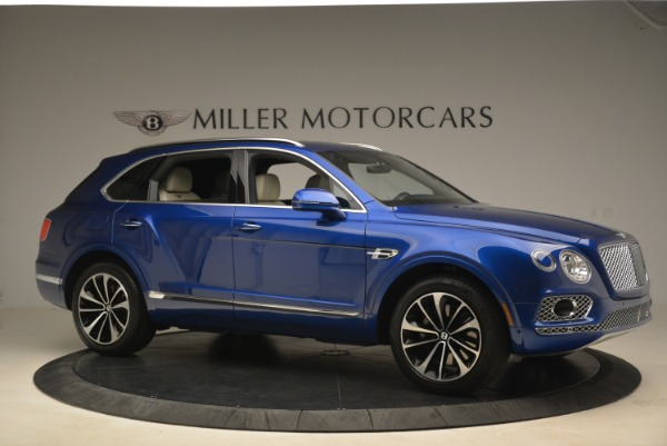 Used 2018 Bentley Bentayga W12 Signature for sale $169,900 at Aston Martin of Greenwich in Greenwich CT 06830 10
