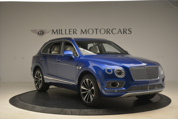 Used 2018 Bentley Bentayga W12 Signature for sale $169,900 at Aston Martin of Greenwich in Greenwich CT 06830 11