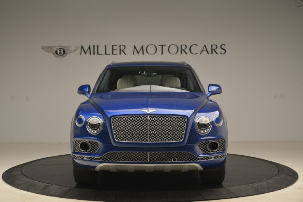 Used 2018 Bentley Bentayga W12 Signature for sale Sold at Aston Martin of Greenwich in Greenwich CT 06830 12