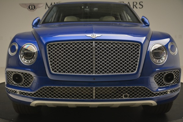 Used 2018 Bentley Bentayga W12 Signature for sale $169,900 at Aston Martin of Greenwich in Greenwich CT 06830 13
