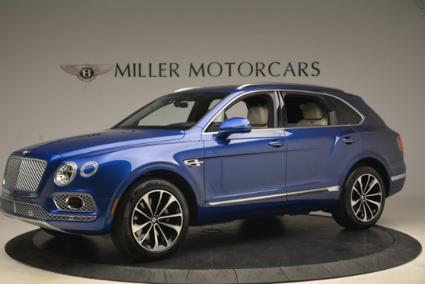 Used 2018 Bentley Bentayga W12 Signature for sale $169,900 at Aston Martin of Greenwich in Greenwich CT 06830 2