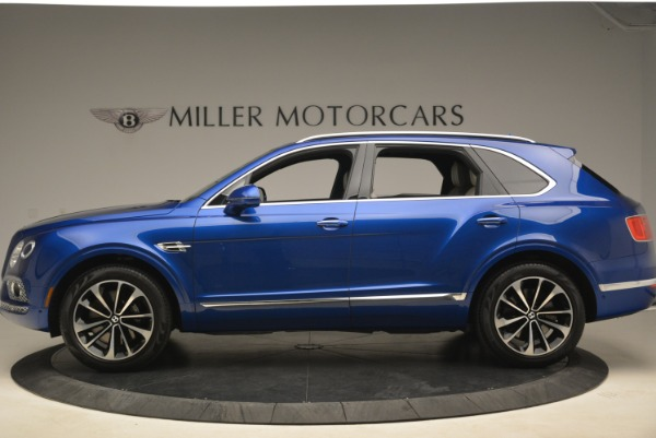 Used 2018 Bentley Bentayga W12 Signature for sale Sold at Aston Martin of Greenwich in Greenwich CT 06830 3