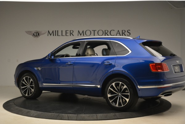 Used 2018 Bentley Bentayga W12 Signature for sale $169,900 at Aston Martin of Greenwich in Greenwich CT 06830 4