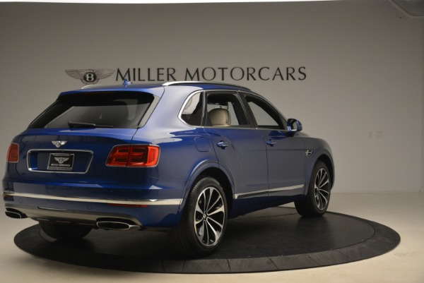Used 2018 Bentley Bentayga W12 Signature for sale Sold at Aston Martin of Greenwich in Greenwich CT 06830 7