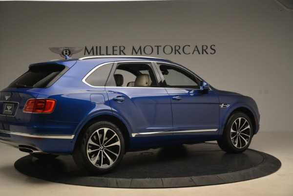 Used 2018 Bentley Bentayga W12 Signature for sale $169,900 at Aston Martin of Greenwich in Greenwich CT 06830 8