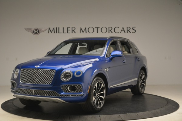Used 2018 Bentley Bentayga W12 Signature for sale $169,900 at Aston Martin of Greenwich in Greenwich CT 06830 1