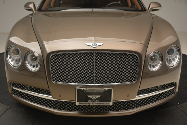 Used 2015 Bentley Flying Spur W12 for sale Sold at Aston Martin of Greenwich in Greenwich CT 06830 13