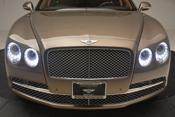 Used 2015 Bentley Flying Spur W12 for sale Sold at Aston Martin of Greenwich in Greenwich CT 06830 14