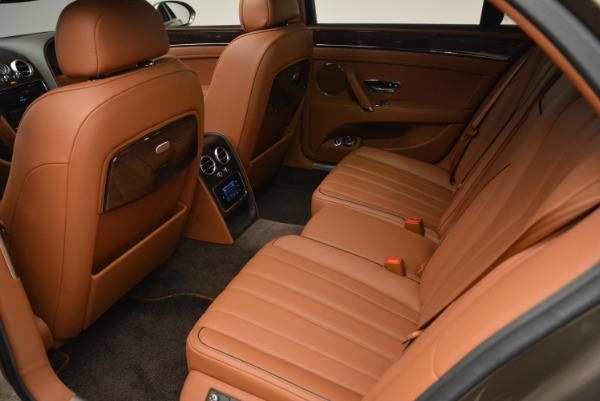 Used 2015 Bentley Flying Spur W12 for sale Sold at Aston Martin of Greenwich in Greenwich CT 06830 21