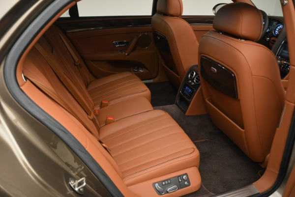 Used 2015 Bentley Flying Spur W12 for sale Sold at Aston Martin of Greenwich in Greenwich CT 06830 25