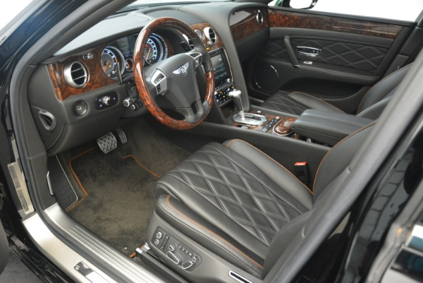 Used 2014 Bentley Flying Spur W12 for sale Sold at Aston Martin of Greenwich in Greenwich CT 06830 17