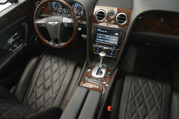 Used 2014 Bentley Flying Spur W12 for sale Sold at Aston Martin of Greenwich in Greenwich CT 06830 21