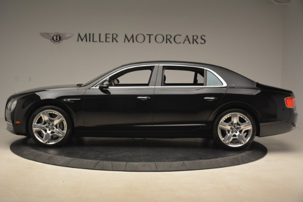 Used 2014 Bentley Flying Spur W12 for sale Sold at Aston Martin of Greenwich in Greenwich CT 06830 3