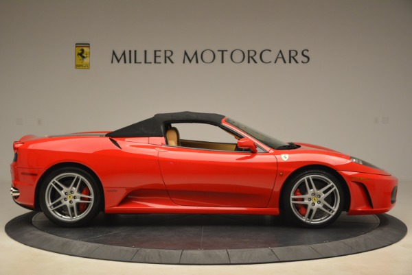 Used 2008 Ferrari F430 Spider for sale Sold at Aston Martin of Greenwich in Greenwich CT 06830 21