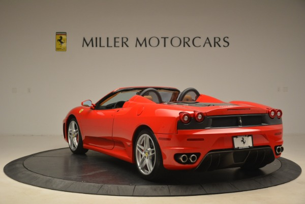 Used 2008 Ferrari F430 Spider for sale Sold at Aston Martin of Greenwich in Greenwich CT 06830 5