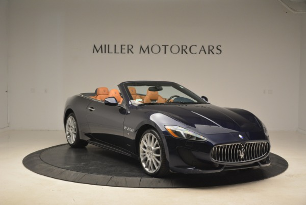 Used 2014 Maserati GranTurismo Sport for sale Sold at Aston Martin of Greenwich in Greenwich CT 06830 17