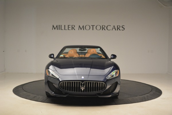 Used 2014 Maserati GranTurismo Sport for sale Sold at Aston Martin of Greenwich in Greenwich CT 06830 18