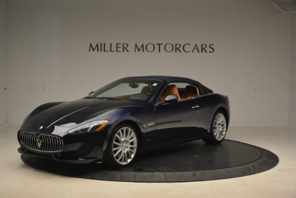 Used 2014 Maserati GranTurismo Sport for sale Sold at Aston Martin of Greenwich in Greenwich CT 06830 19